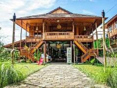Roemah Kajoe Villa and Resto   Indonesia Budget Hotels