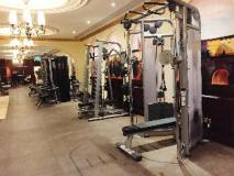 Harbourview Hotel: fitness room