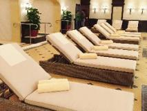 Harbourview Hotel: spa