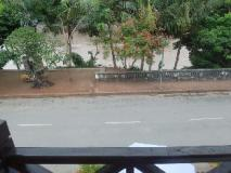 Mekong Sunset View Hotel: balcony/terrace