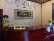 Mekong Sunset View Hotel: reception