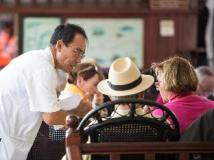 Mekong Cruises - The Luang Say Cruise - Houeisay to Luang Prabang: facilities