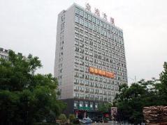 Greentree Inn Anhui Hefei Bozhou Road Jindi Building Business Hotel | Hotel in Hefei