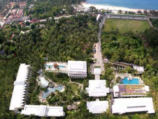 Horizon Karon Beach Resort & Spa Phuket - Etasjekart