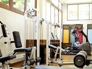 Ayara Hilltops Boutique Resort & Spa Phuket - fitnes