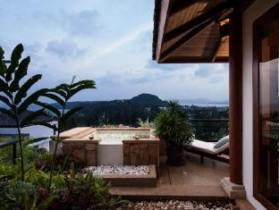 Ayara Hilltops Boutique Resort & Spa Phuket - Masažna kad