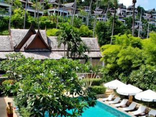 Ayara Hilltops Boutique Resort & Spa Phuket - bazen