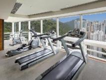 L'Hotel Causeway Bay Harbour View: fitness room