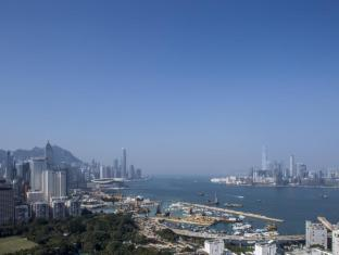 L'Hotel Causeway Bay Harbour View Hong Kong - Pandangan