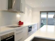 Boutique Stays - Brighton on Munro: kitchen