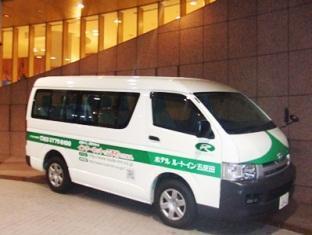 Hotel Route Inn Gotanda Tokyo - Surroundings