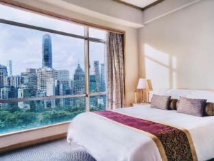 Garden View Hong Kong הונג קונג - חדר שינה