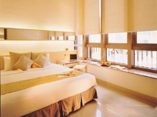 Mexan Harbour Hotel Hong Kong - Gästrum