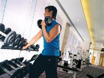 Hong Kong Hotels Booking Cheap   fitness room