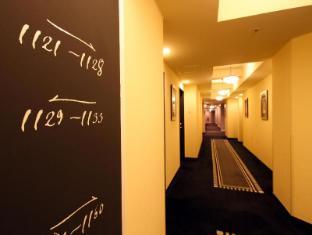 Hotel Monterey Ginza Tokyo - Hall way