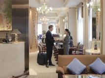 Lanson Place Hotel: reception