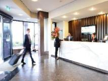 Rydges Southpark Hotel Adelaide: reception