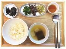 Seochon B & B Suran: buffet
