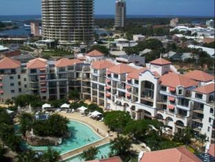 Oaks Calypso Plaza Hotel Gold Coast - Exterior del hotel