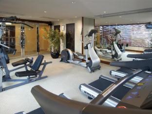 Lan Kwai Fong Hotel @ Kau U Fong Hong Kong - Sala de Fitness
