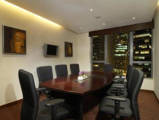 Lan Kwai Fong Hotel @ Kau U Fong Гонконг - Комната для переговоров