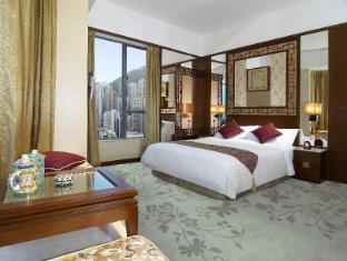 Lan Kwai Fong Hotel @ Kau U Fong Honkongas - Svečių kambarys