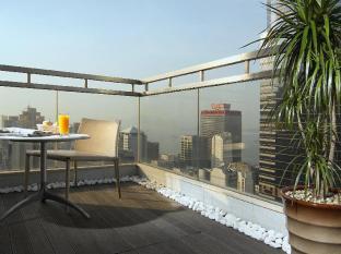 Lan Kwai Fong Hotel @ Kau U Fong Гонконг - Балкон