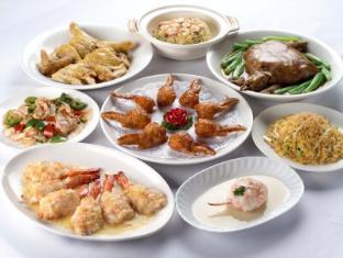 Lan Kwai Fong Hotel @ Kau U Fong הונג קונג - אוכל ומשקאות