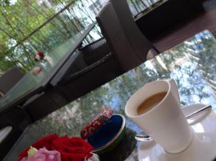 Lan Kwai Fong Hotel @ Kau U Fong Гонконг - Буфет/Кафе