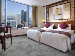 Lan Kwai Fong Hotel @ Kau U Fong הונג קונג - חדר שינה