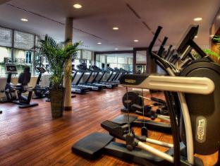 Grand Hotel Kempinski Geneva Geneva - Fitness Centre