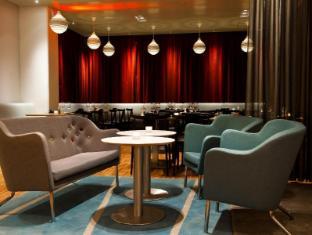 Hotel Birger Jarl Stockholm - Hotellet från insidan