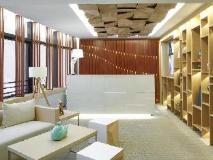 Cue Hotel: reception