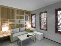 Cue Hotel: interior