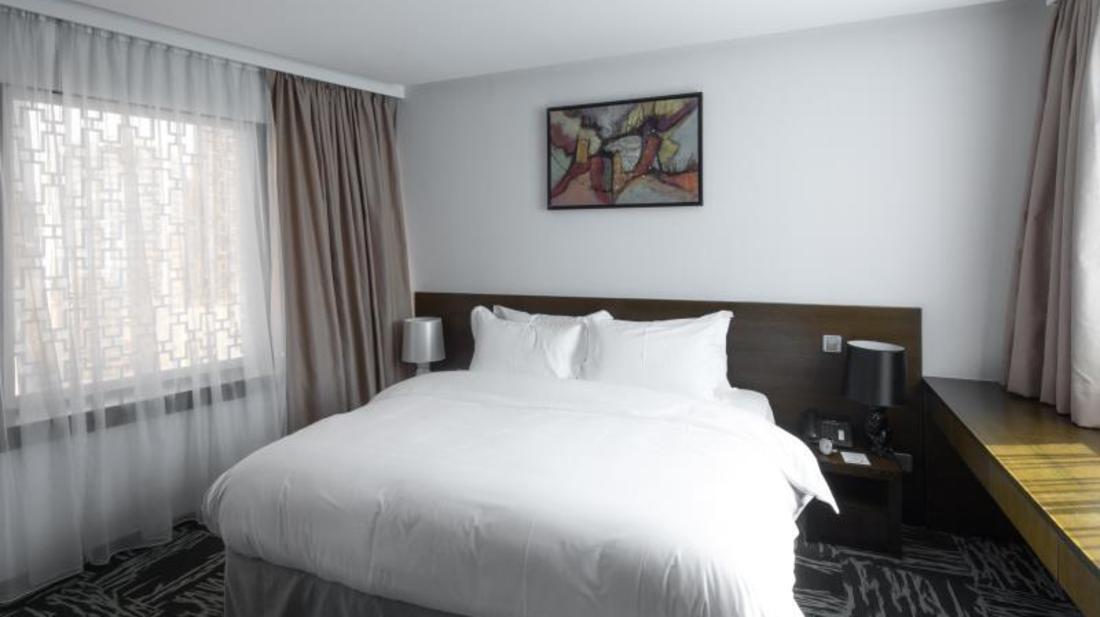 キュー ホテル