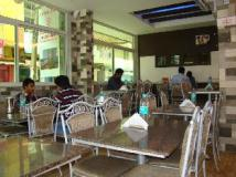 Hotel Nile Residency: restaurant