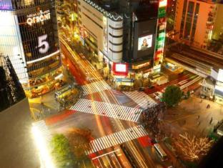 Shibuya Excel Hotel Tokyu Tokyo - View
