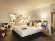 Pokój z łóżkiem z dwoma pojedyńczymi łóżkami