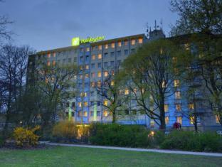 Holiday Inn Berlin Mitte Hotel Berlin - Bahagian Luar Hotel