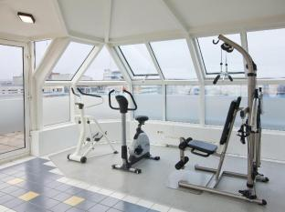 Holiday Inn Berlin Mitte Hotel Berlin - Fitness Salonu