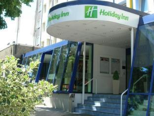 Holiday Inn Berlin Mitte Hotel Berlijn - Hotel exterieur