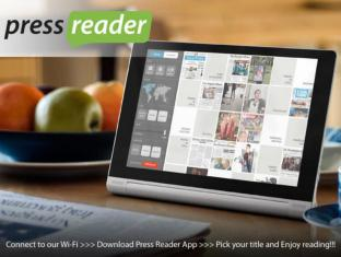 Swissotel Nai Lert Park Hotel Bangkok - Online Newspapers