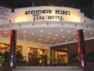 Casa Boutique Hotel Phnom Penhas - Viešbučio išorė