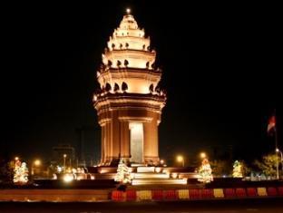 Casa Boutique Hotel Phnom Penhas - Aplinka