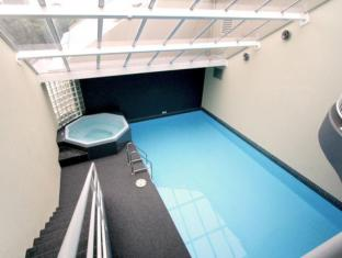 Salamanca Inn Hotel Hobart - Swimming Pool