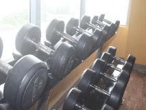 Philippines Hotel   fitness room