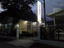 Primrose Hotel: entrance
