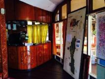 Primrose Hotel: reception