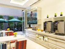 iclub Fortress Hill Hotel: lobby