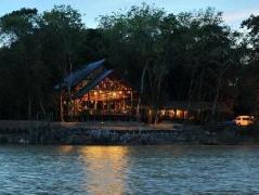 Sukau Kinabatangan Senbil Lodge   Malaysia Hotel Discount Rates